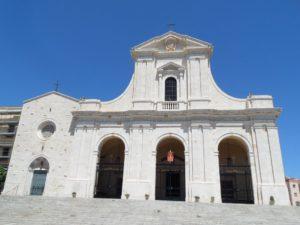 Basilica Nuestra Señora de Bonaria
