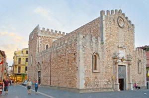 Catedral de Taormina