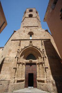 Catedral de Santa María de Alghero