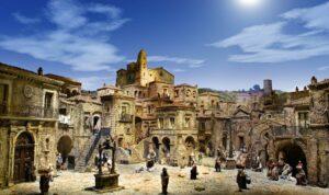 belenes en roma