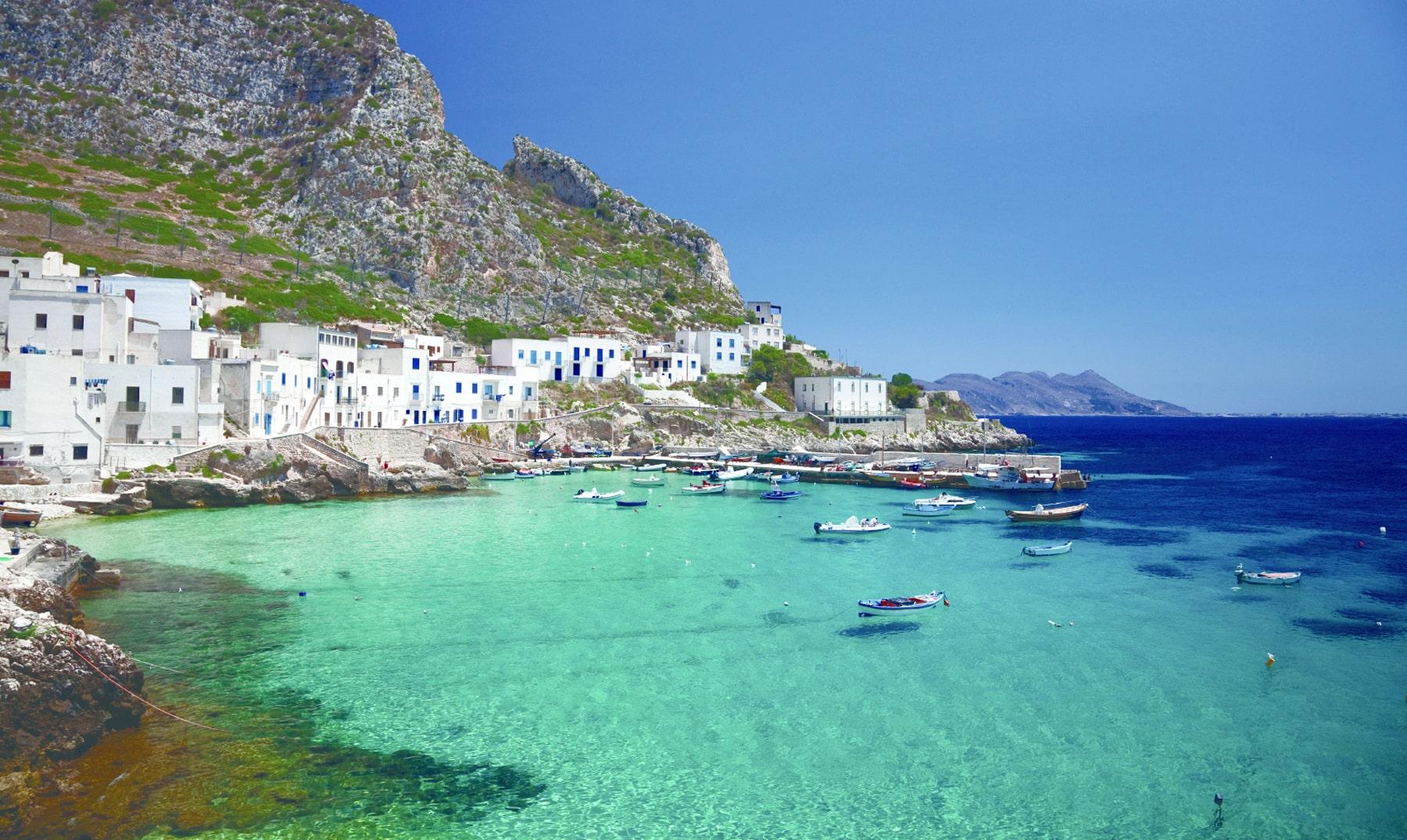 Las islas italianas más turísticas
