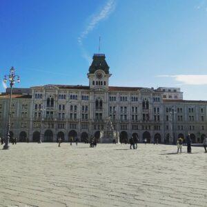 Plaza Unidad Trieste