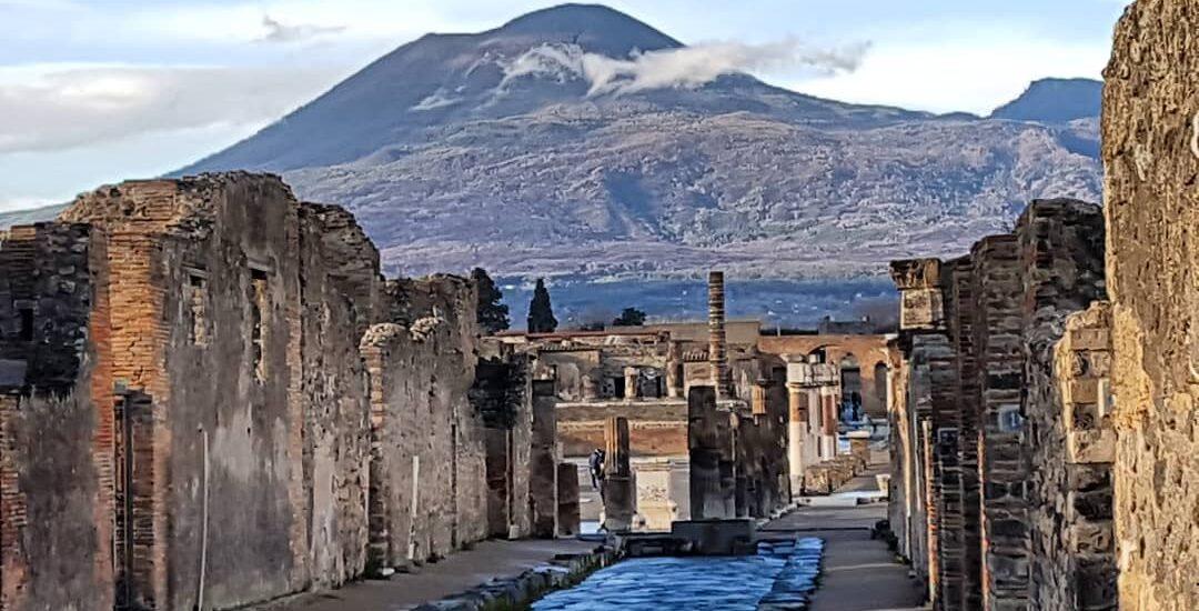 que ver en pompeya