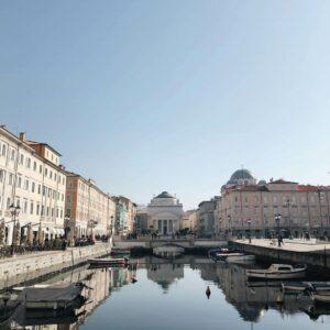 Gran Canal Trieste