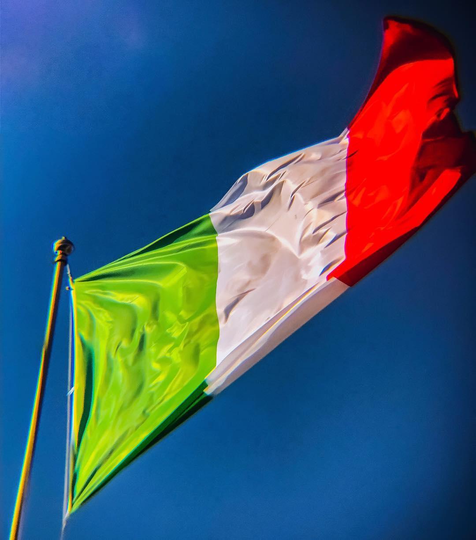 Historia y significado de la bandera de Italia