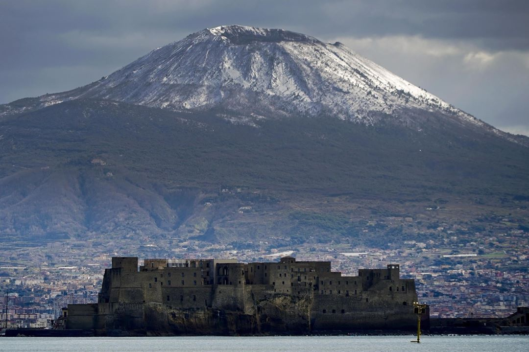Volcanes de Italia más importantes
