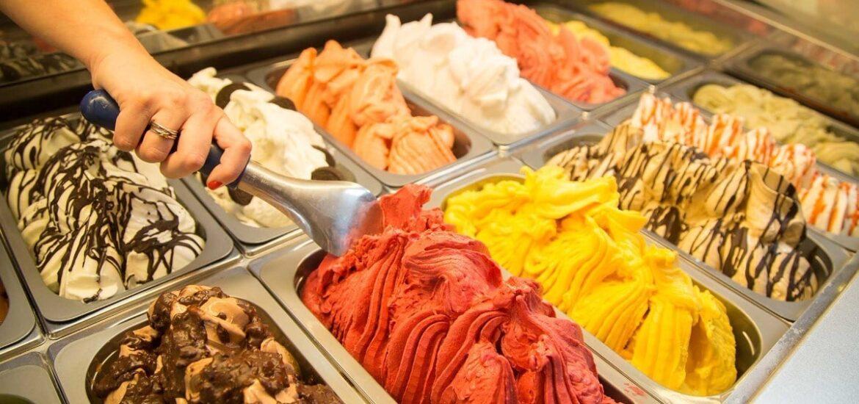 helado en italia