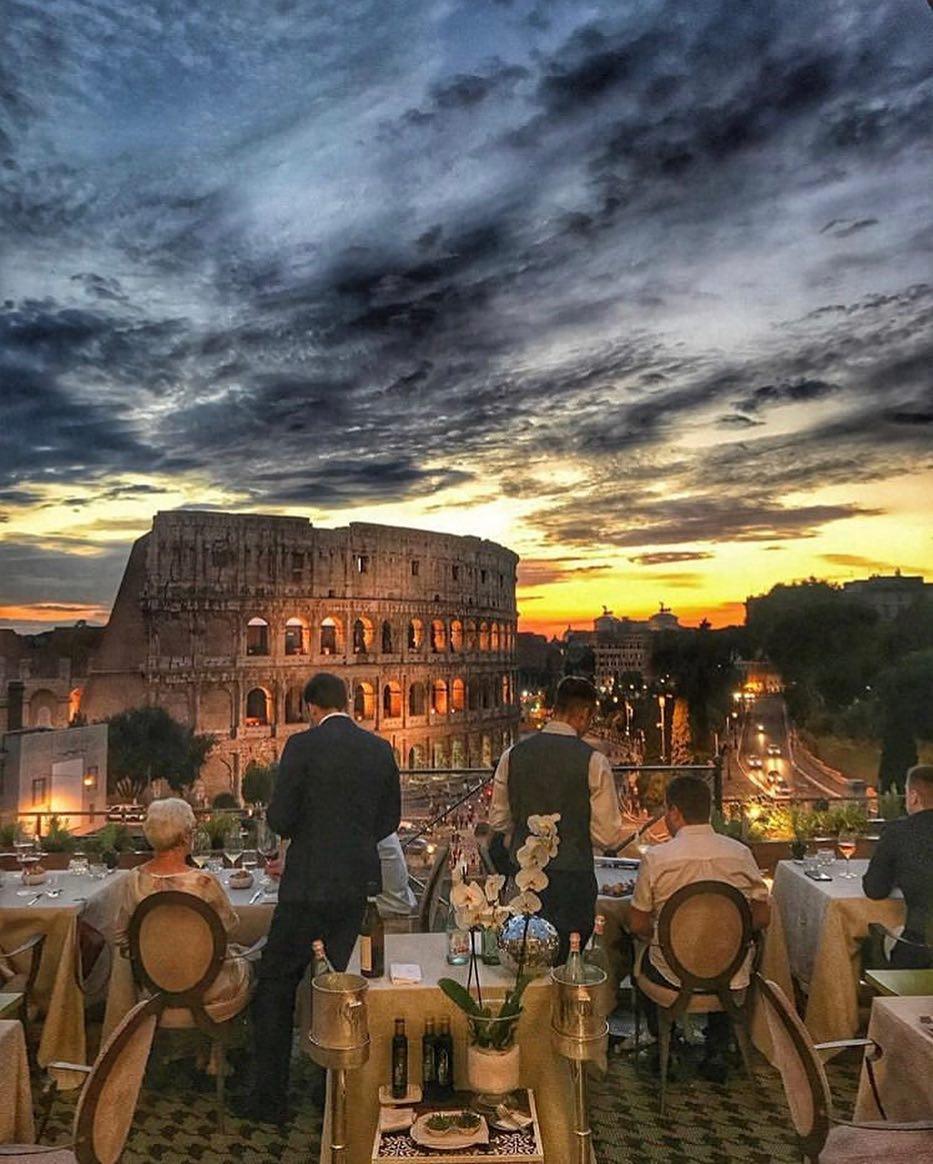 Restaurantes en Roma donde comer
