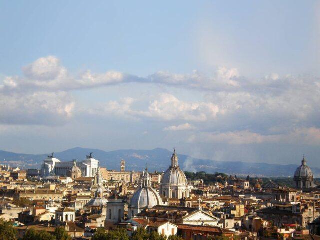 7 colinas de roma