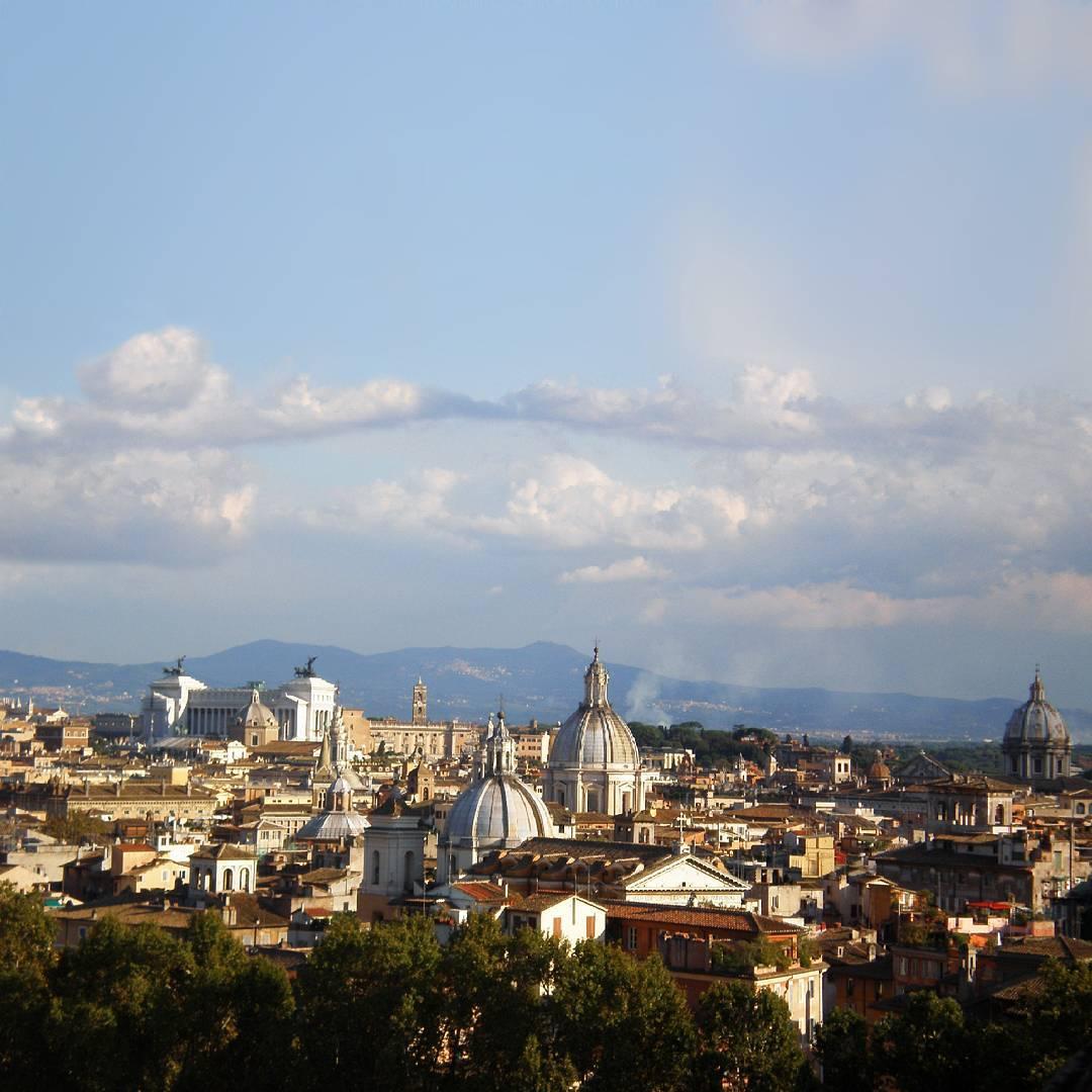 Cuáles son las 7 colinas de Roma