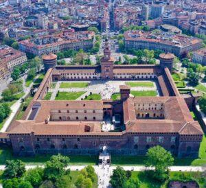 Castillo de Sforzesco