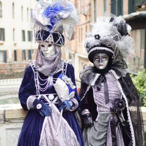 historia del carnaval en Venecia