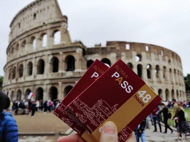 mejores tarjetas turísticas en italia