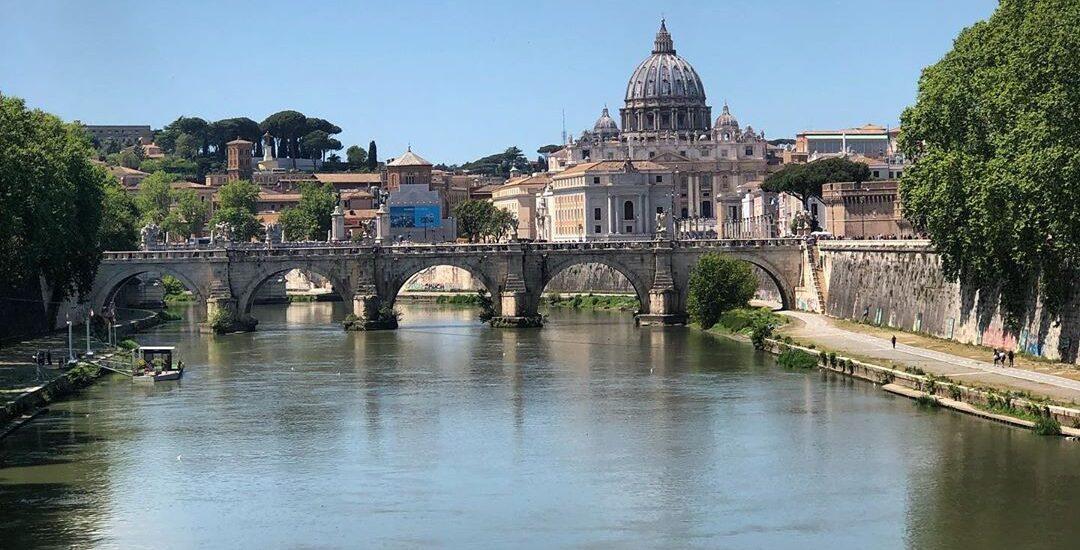 ríos de italia