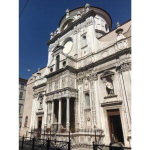 Iglesia Santa María dei Miracoli