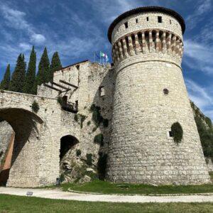 castillo de brescia