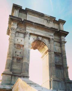 arco de trajano ancona