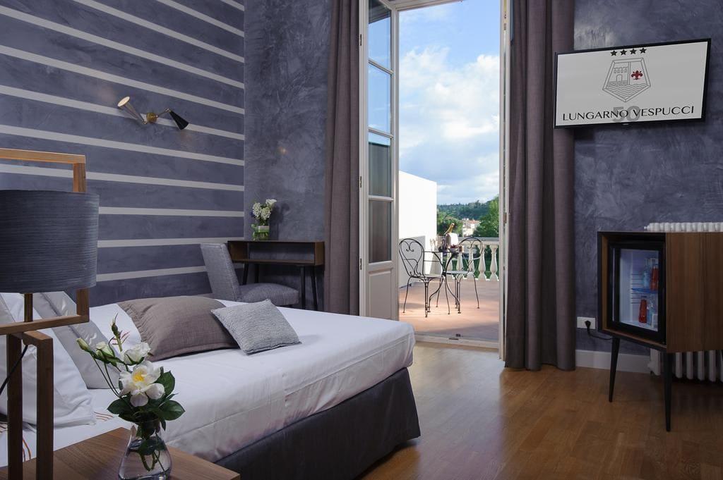 donde dormir en Florencia