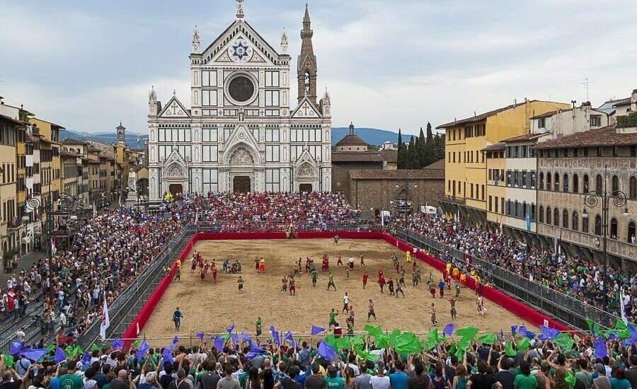 calcio storico florentino