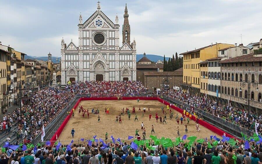 Guía del Calcio Storico Florentino